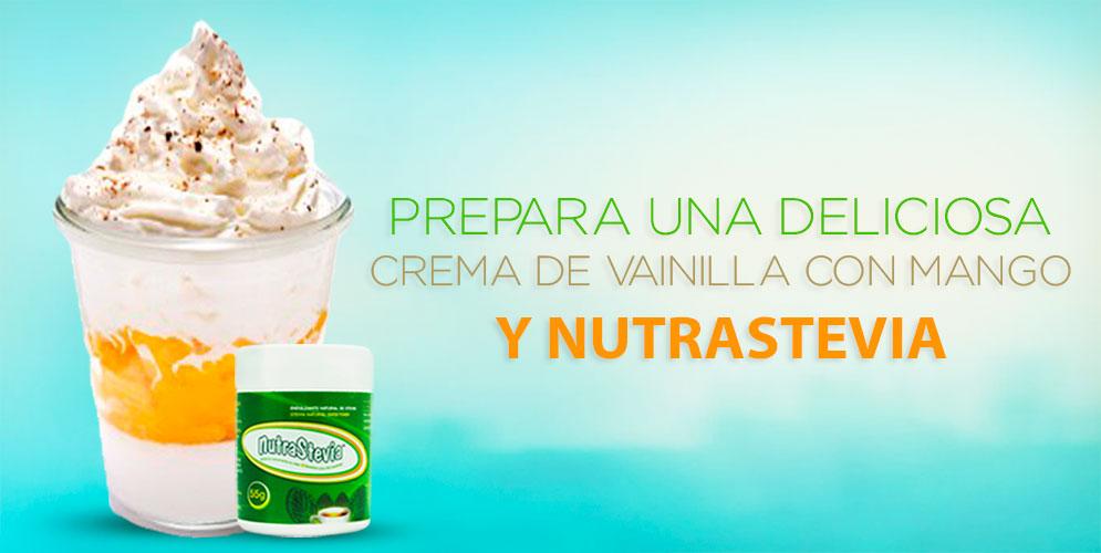crema-de-vainilla-con-mango-hazlo-con-NutraStevia