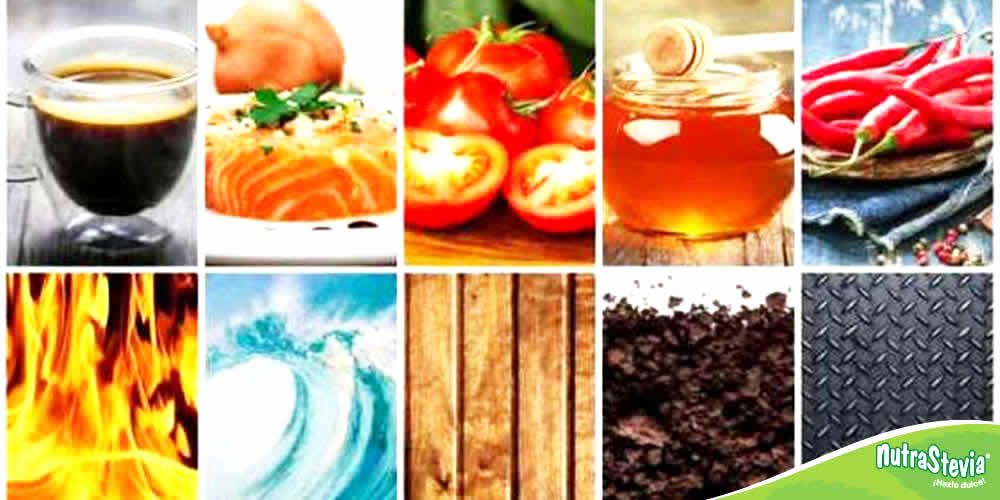 La misteriosa dieta de los 5 elementos