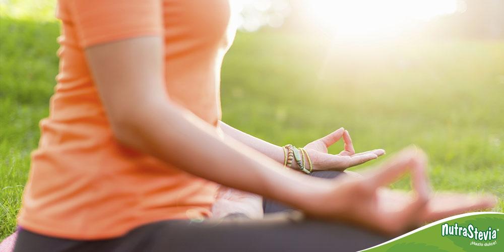 ¿La meditación puede ayudarte a adelgazar?