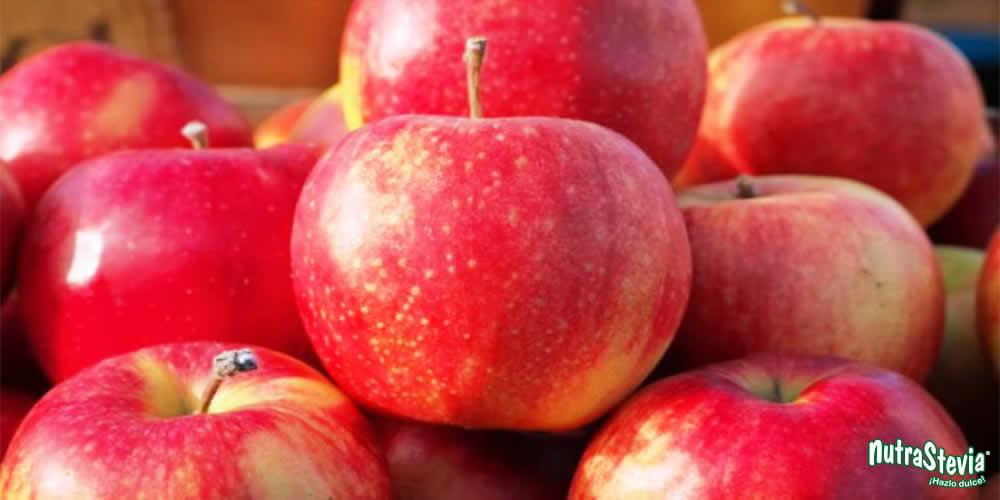 Comer una manzana al día ayuda a adelgazar