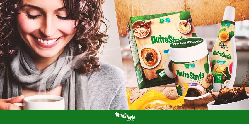 NutraStevia consolida su presencia en el mercado con nueva imagen